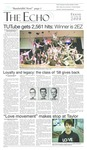 The Echo: October 10, 2008 by Taylor University