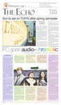 The Echo: October 24, 2008 by Taylor University