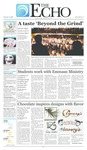 The Echo: November 21, 2008 by Taylor University