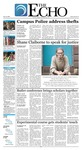 The Echo: April 24, 2009 by Taylor University