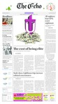 The Echo: December 7, 2012 by Taylor University
