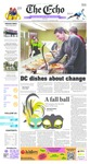 The Echo: November 1, 2013 by Taylor University