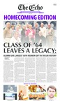 The Echo: October 17, 2014 by Taylor University
