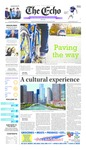 The Echo: October 24, 2014 by Taylor University