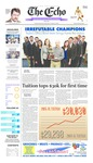 The Echo: February 27, 2015 by Taylor University