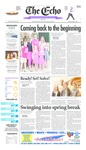 The Echo: March 20, 2015 by Taylor University