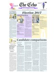 The Echo: February 17, 2017 by Taylor University