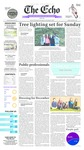 The Echo: December 1, 2017 by Taylor University