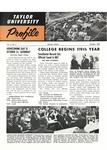 Taylor University Profile