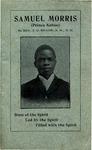 Samuel Morris (Prince Kaboo): Born of the Spirit, Led by the Spirit, Filled with the Spirit