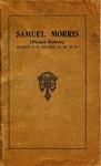 Samuel Morris (Prince Kaboo): Sketch of the Life of Samuel Morris by T. C. Reade