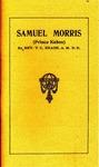 Samuel Morris (Prince Kaboo): by T. C. Reade