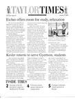 Taylor Times: January 19, 2001