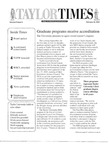 Taylor Times: February 28, 2003 by Taylor University