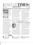 Taylor Times: March 19, 1999