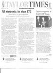 Taylor Times: April 17, 1998