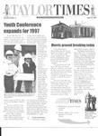 Taylor Times: April 18, 1997