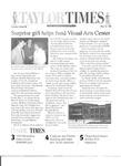 Taylor Times: May 14, 1999