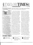 Taylor Times: May 17, 2002