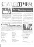 Taylor Times: May 30, 1997