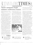 Taylor Times: June 26, 1998