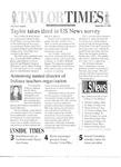 Taylor Times: September 3, 1999