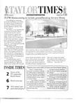 Taylor Times: September 27, 2002 by Taylor University