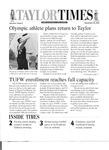 Taylor Times: September 29, 2000