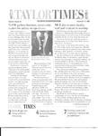 Taylor Times: December 11, 1998