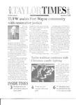 Taylor Times: December 21, 2002