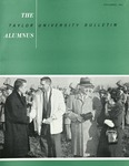 "Taylor University Bulletin ""The Alumnus"" (November 1961) by Taylor University"