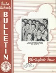 Taylor University Bulletin (March 1953) by Taylor University