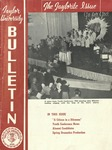 Taylor University Bulletin (March 1954) by Taylor University