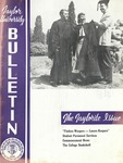 Taylor University Bulletin (June 1954) by Taylor University