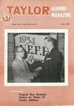 Taylor Alumni Magazine (November 1955) by Taylor University