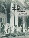 "Taylor University Alumni Bulletin ""The Taylorite"" (September 1952)"