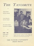 "Taylor University Alumni Bulletin ""The Taylorite"" (June 1948)"