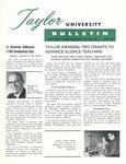 Taylor University Bulletin (June 1962)
