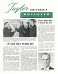 Taylor University Bulletin (October 1961)