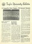 Taylor University Bulletin (November 1952)