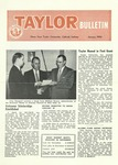 Taylor University Bulletin (January 1956) by Taylor University