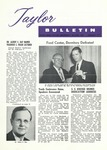 Taylor University Bulletin (January 1959) by Taylor University