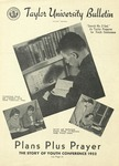 Taylor University Bulletin (March 1952)