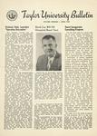 Taylor University Bulletin (April 1954)