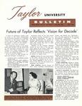 Taylor University Bulletin (July 1962)
