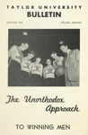Taylor University Bulletin (January 1953) by Taylor University