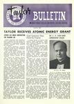 Taylor University Bulletin (March 1958)