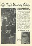 Taylor University Bulletin (June 1952)