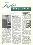 Taylor University Bulletin (June 1959) by Taylor University