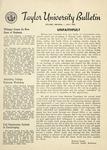 Taylor University Bulletin (July 1953)